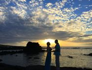 Simple Kona Beach Weddings 12-05-16
